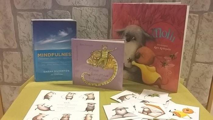 Itsesäätelyyn liittyviä kirjoja