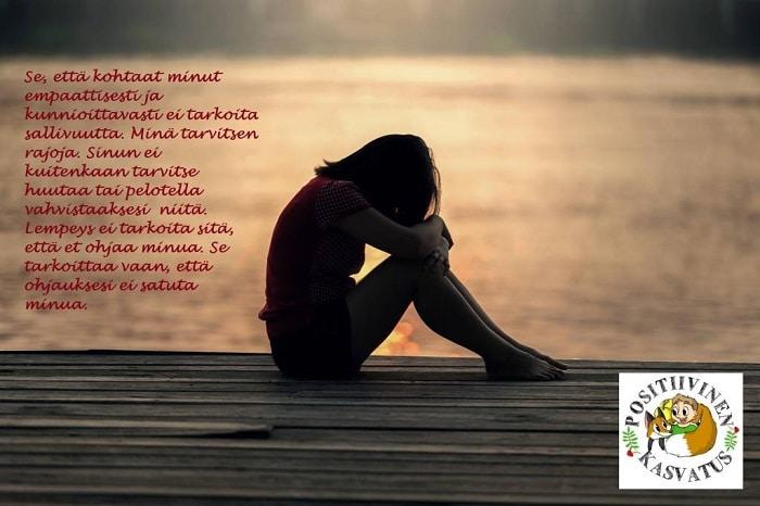 Surullinen lapsi