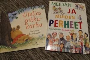 Uteliaisuuden kirjoja