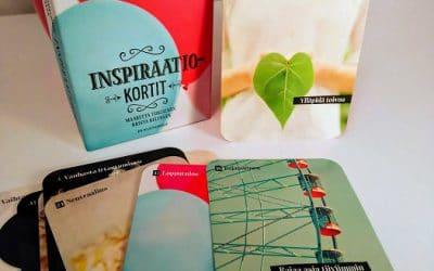 Maaretta Tukiainen: Inspiraatiokortit