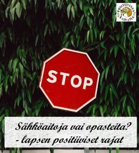 Liikennemerkki Stop