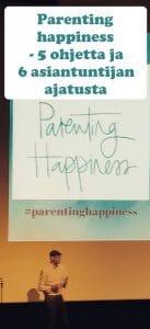 Parenting happiness seminaarikuva
