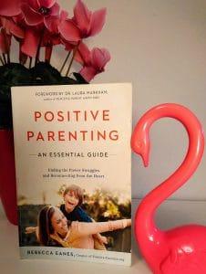 Rebecca Eanes Positive Parenting kirja