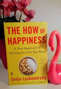 Sonja Lyubomirsky The How of Happiness kirja