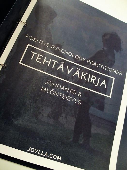 Positive Psychology Practitioner tehtäväkirja